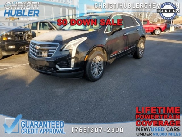 2017 Cadillac XT5 in Crawfordsville, IN