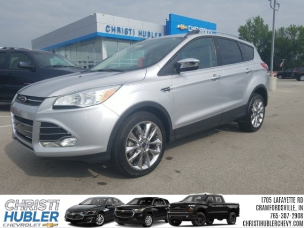 2016 Ford Escape in Crawfordsville, IN