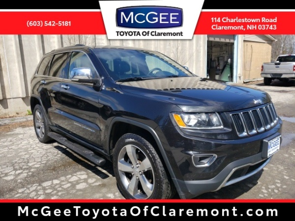 2015 Jeep Grand Cherokee in Claremont, NH