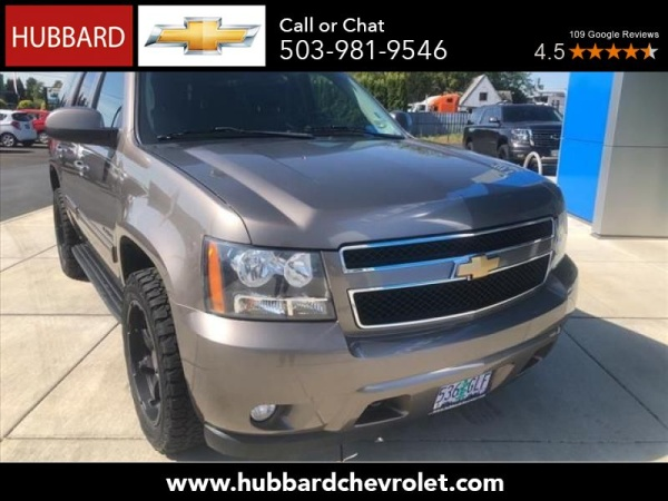 2013 Chevrolet Tahoe in Hubbard, OR