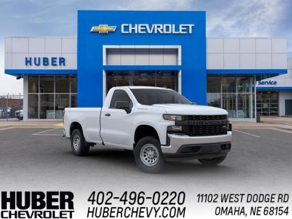 2020 Chevrolet Silverado 1500 in Omaha, NE