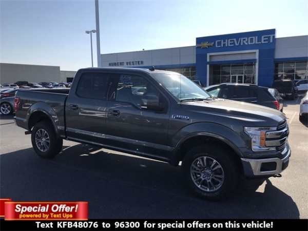2019 Ford F-150 in Wilson, NC
