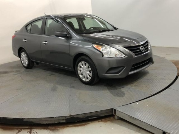 2019 Nissan Versa in Indianapolis, IN