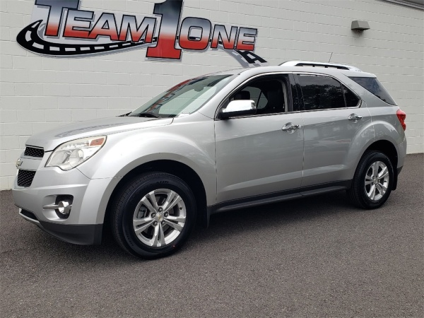 2011 Chevrolet Equinox in Rainbow City, AL