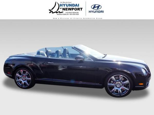2007 Bentley Continental GT in Middletown, RI