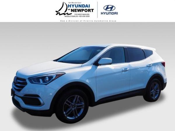 2018 Hyundai Santa Fe Sport in Middletown, RI