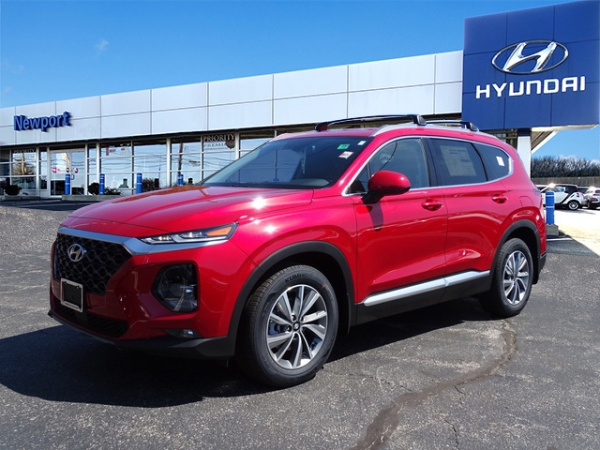 2020 Hyundai Santa Fe in Middletown, RI
