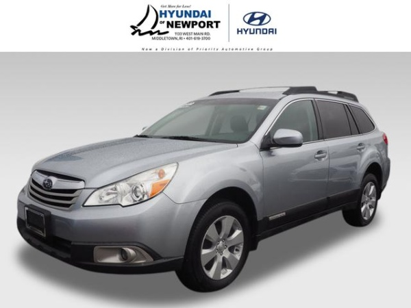 2012 Subaru Outback 25i Premium Auto For Sale In Middletown Ri