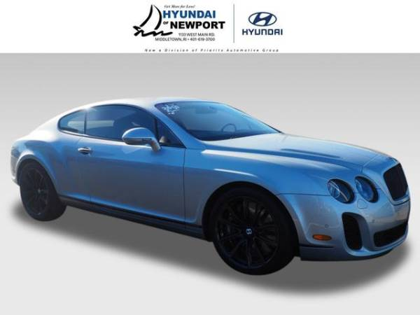 2010 Bentley Continental Supersports in Middletown, RI