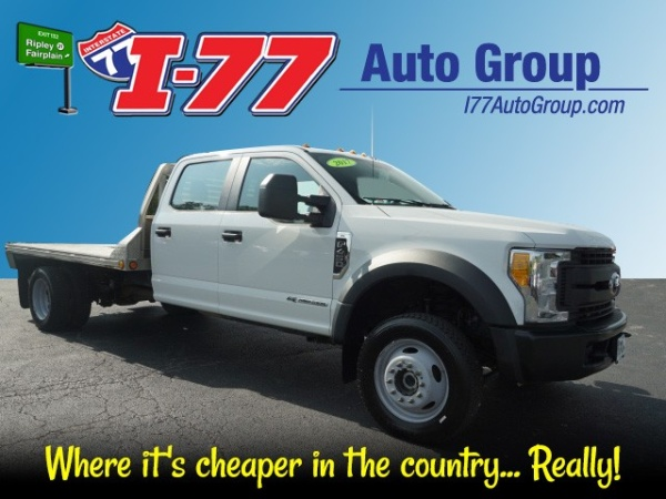 2017 Ford Super Duty F-450 Chassis Cab in Ripley, WV