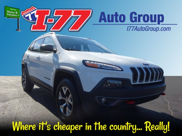 2015 Jeep Cherokee in Ripley, WV