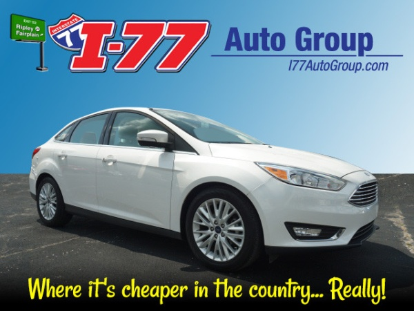 2018 Ford Focus in Ripley, WV