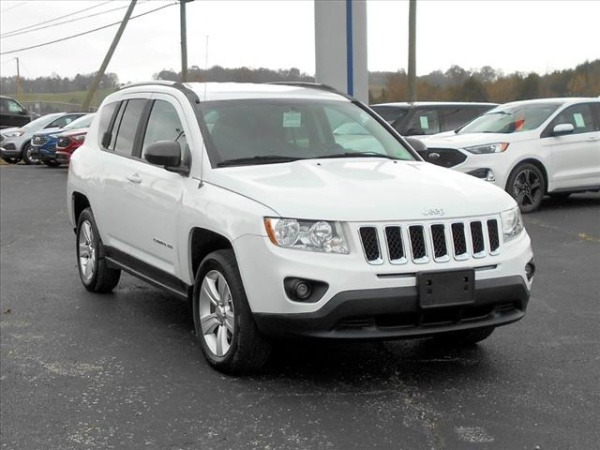 2012 Jeep Compass in Ripley, WV