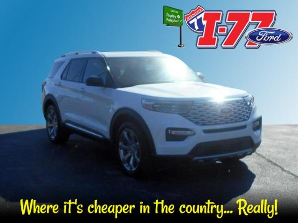 2020 Ford Explorer in Ripley, WV