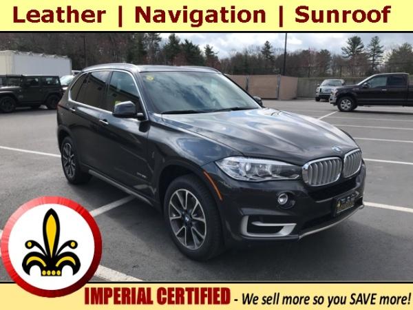 2017 BMW X5 in Mendon, MA