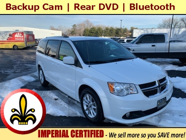 2019 Dodge Grand Caravan in Mendon, MA