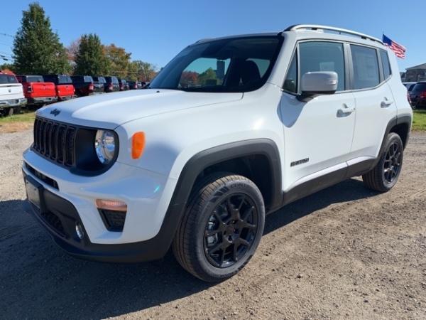 2020 Jeep Renegade in Mendon, MA