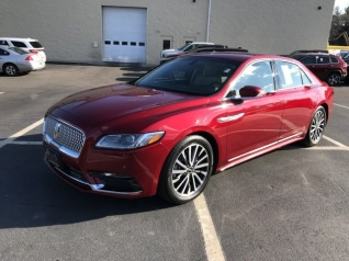 Used Lincoln Continental For Sale In Londonderry Nh 10 Used