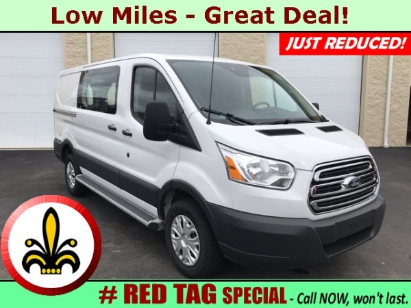 2018 Ford Transit Cargo Van in Mendon, MA