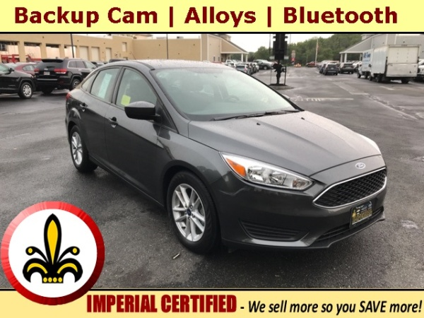 2018 Ford Focus in Mendon, MA