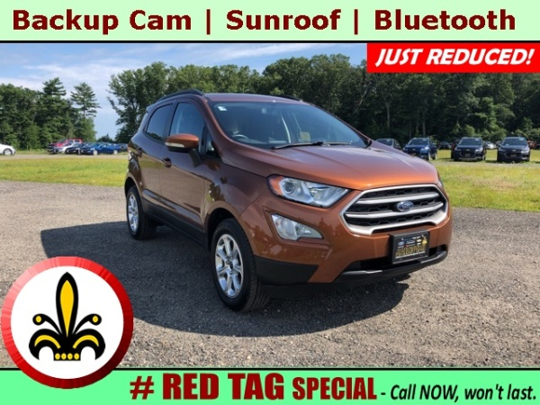 2018 Ford EcoSport in Mendon, MA