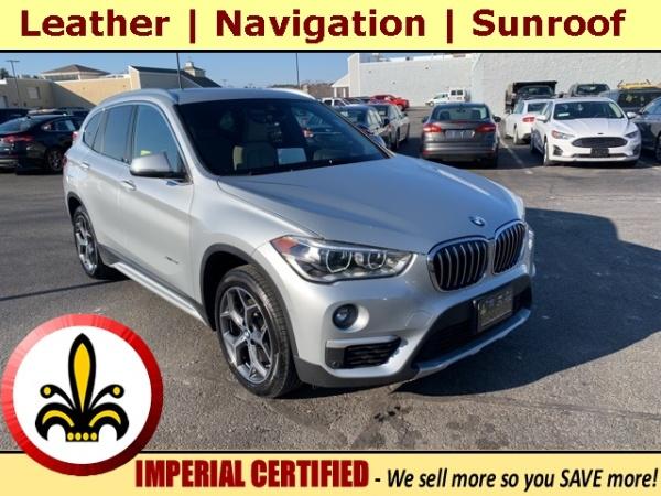 2017 BMW X1 in Mendon, MA