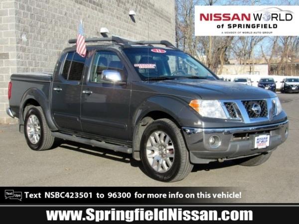 2011 Nissan Frontier in Springfield, NJ