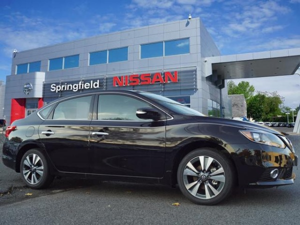 2019 Nissan Sentra SL