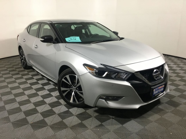 2018 Nissan Maxima in Mitchell, SD