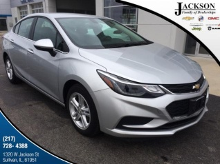 Used Chevrolet Cruze For Sale In Flora Il 40 Used Cruze