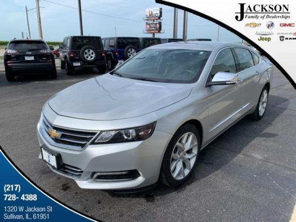 2018 Chevrolet Impala in Sullivan, IL