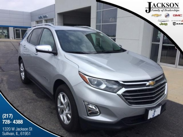 2018 Chevrolet Equinox Premier With 1lz Awd For Sale In