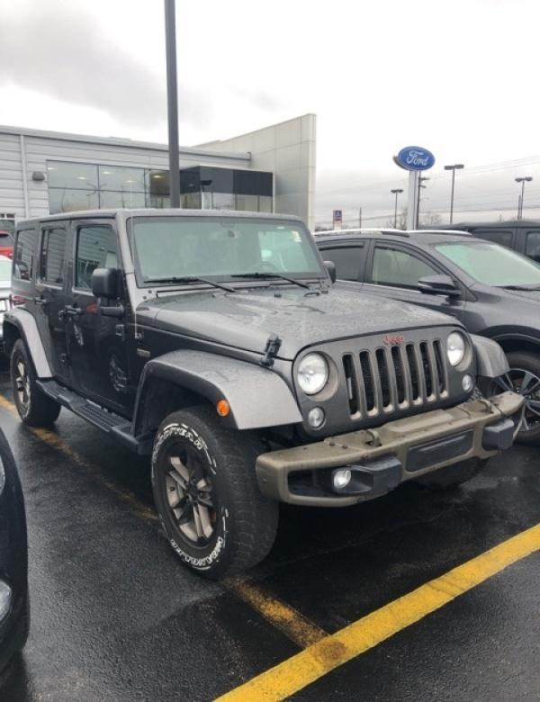 2017 Jeep Wrangler in Decatur, IL