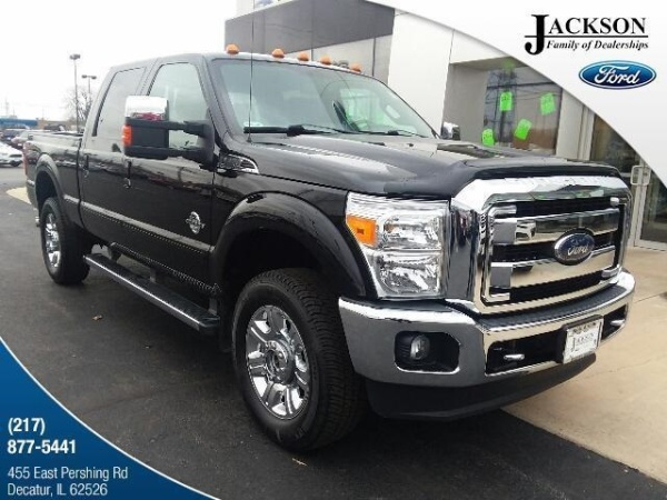2016 Ford Super Duty F-350 in Decatur, IL