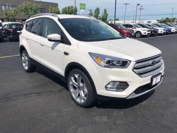 2019 Ford Escape in Decatur, IL