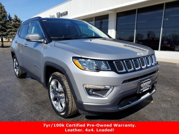 2017 Jeep Compass in Jacksonville, IL