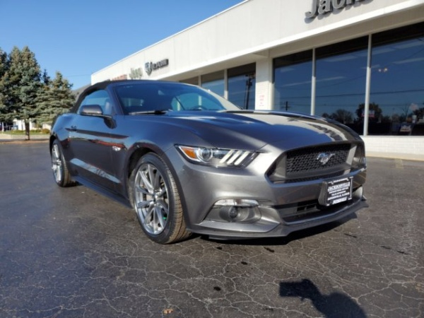 2016 Ford Mustang in Jacksonville, IL