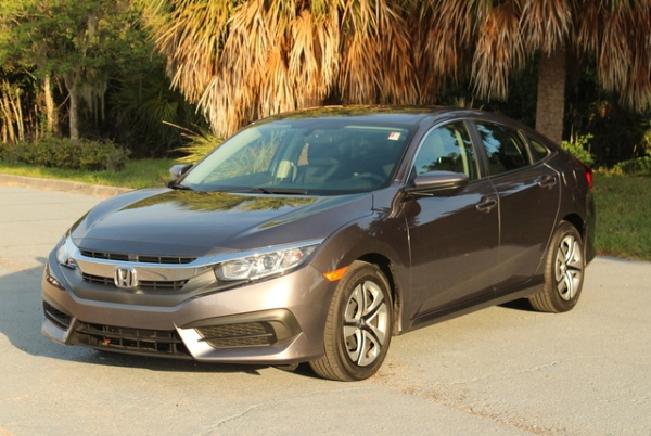 2017 Honda Civic in Sarasota, FL