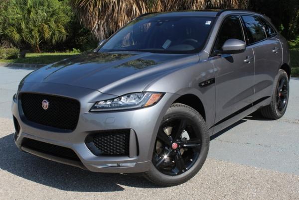 2020 Jaguar F-PACE in SARASOTA, FL