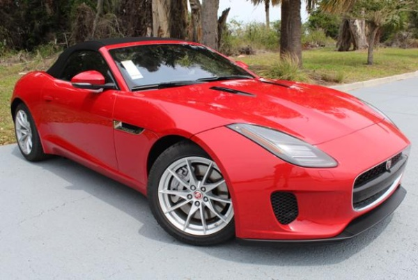 2020 Jaguar F-Type