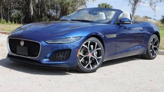 2021 Jaguar F-TYPE