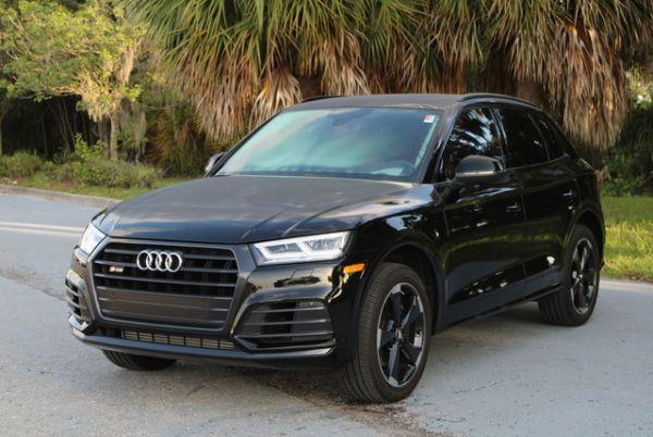 2019 Audi SQ5 in SARASOTA, FL