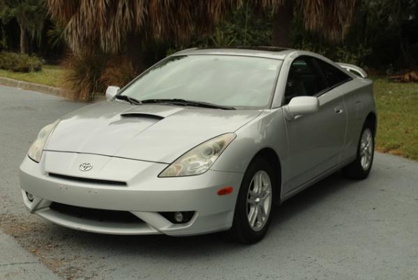 2003 Toyota Celica in Sarasota, FL