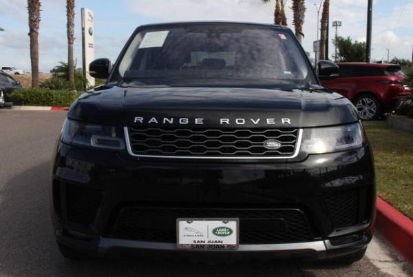 Range Rover San Juan >> 2019 Land Rover Range Rover Sport V6 Supercharged Hse For