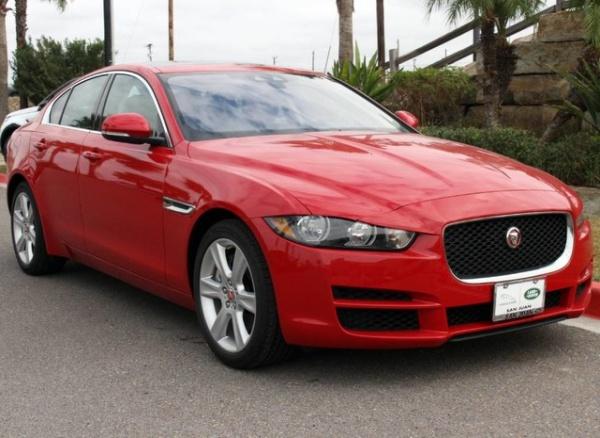 2019 Jaguar XE Premium
