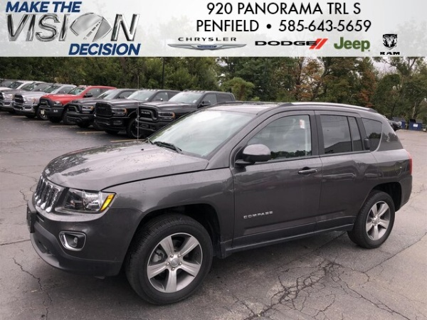 2016 Jeep Compass in Rochester, NY