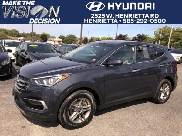 2017 Hyundai Santa Fe Sport in Henrietta, NY