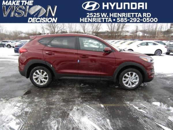2020 Hyundai Tucson in Henrietta, NY