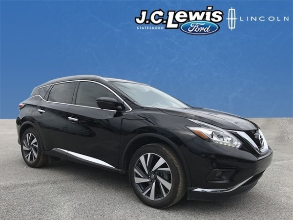 Used Nissan Murano For Sale In Hardeeville Sc U S News