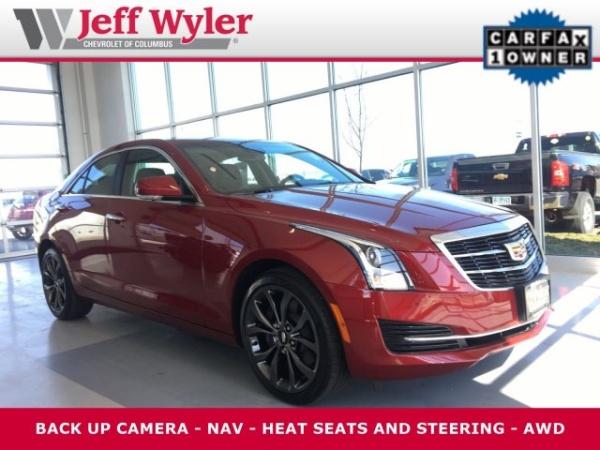 2018 Cadillac ATS Luxury